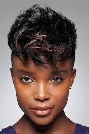 coupe pour cheveux gris merveilleux salon de coiffure homme afro 6 modele coupe