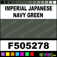 Model Spray Paints - imperial japanese navy green military model airbrush spray paints