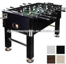 classic sport foosball table professional and classic sport foosball game soccer table with drink