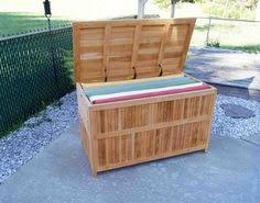 wooden storage bench plans best wood storage bench pinterest