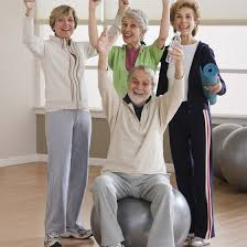Armchair Yoga For Seniors Geriatric Yoga Certifications Healthy Living