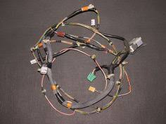 96 97 98 honda civic coupe oem trunk tail light wiring harness