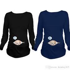 maternity shirt 2018 2017 maternity shirts pregnancy sleeve