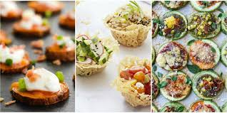 25 easy healthy appetizers best recipes for healthy party