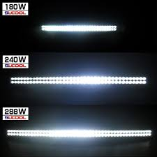 curved marine led light bar sucool 32 inches 180w curved led work light bar led lights for