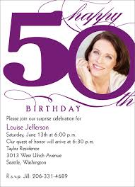 outstanding 50 years birthday invitation card 27 with additional