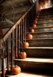 Banister Decor 13 Gorgeous Fall Banister Ideas Motifbrophy