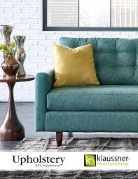 Klaussner Asheboro Nc Upholstery 2016 Supplement By Klaussner Home Furnishings Issuu