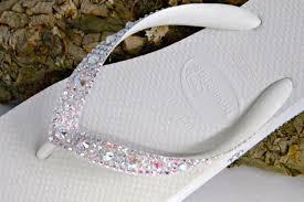 wedding flip flops wedding flip flops custom havaianas glass slippers w