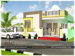 Elevation Image – Modern House