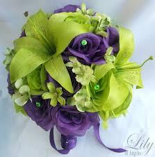 silk wedding flower packages 17 wedding flower package bridal bouquet of