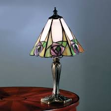 small tiffany table ls lighting surprising mission style stained glass l small