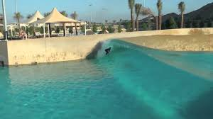 surfing in a swimming pool amazing youtube