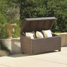 Keter Bench Storage Keter Outdoor Bench Storage Box Modern Patio U0026 Outdoor