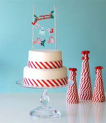 cake banner i like the wrap around and the different pictures to