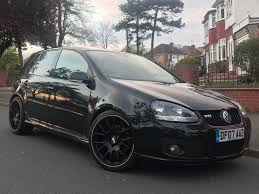 2007 vw golf gti edition 30 black manual itg intake cheapest on