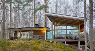 modern finnish cottages from timberkoti fi mökki cabin