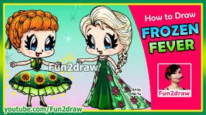 fun2draw thanksgiving how to draw anna elsa frozen youtube fun2draw pinterest