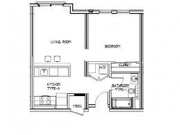 what is 1 75 bath 1 bed 1 bath apartment in allston ma trac 75