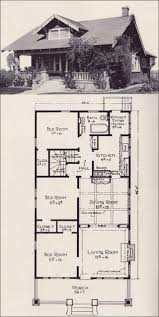 Airplane Bungalow House Plans Californian Bungalow Floor Plans Mediterranean Style Bungalow C