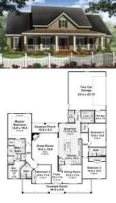 rectangle house floor plans 1405 best cute houses images on pinterest ranch house plans