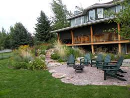 Backyards Ideas Patios by Best 25 Pebble Patio Ideas On Pinterest Landscaping Around