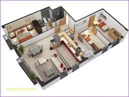 in apartment house plans beautiful 3 bedroom house designs and floor plans home design
