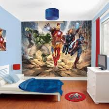 bedroom bedroom decorating idea for kids with astronaut wall mural other images in this post