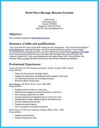 Job Resume Objective Warehouse by You Can Start Writing Assistant Store Manager Resume By