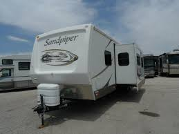 2009 forest river sandpiper 302bhd travel trailer wichita falls