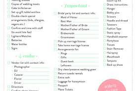 wedding checklist 12 month wedding plan checklist visual ly