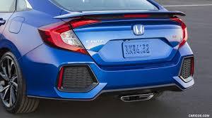 2017 honda civic si sedan rear bumper hd wallpaper 45