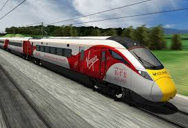 virgin u0027s intercity 125 replacement set to take to the rails