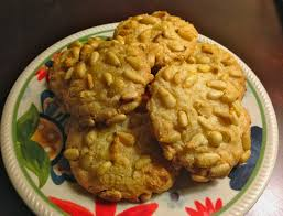 neurotic kitchen a cookie to pine for lidia u0027s pignoli cookies