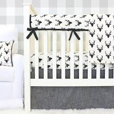 Gray And White Crib Bedding Sets Boy Crib Bedding Sets Caden