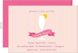 mimosa brunch invitations lunch invitations lunch invitation template