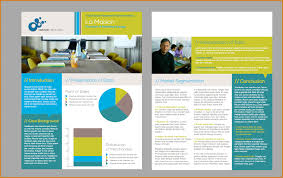 indesign brochure templates notary letter