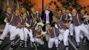 Baseball Furies Costume Halloween Total Frat Move 8 Halloween Group Costume Ideas Pledges