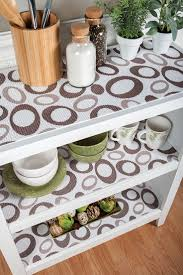 Kitchen Cabinet Paper Liner Best 20 Shelf Liners Ideas On Pinterest Drawer And Shelf Liners