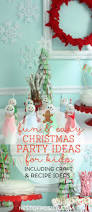 christmas party tablescape ideas for kids nest of posies