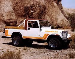 jeep scrambler 4 door report jeep u0027s new pickup revives scrambler name will have a
