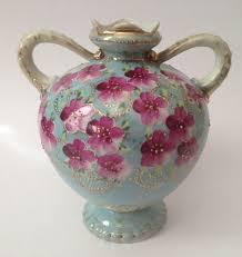 Nippon Hand Painted Vase 17 Best Nippon Moriage Images On Pinterest Porcelain Vase