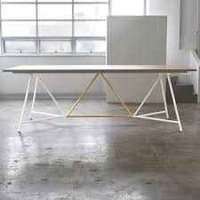 truss timber u0026 metal custom multi purpose table custom design