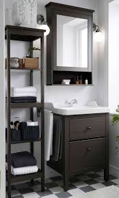 Cheap Bathroom Mirror Cabinets Make The Most Out Of Small Bathroom Spaces Like Using The Hemnes