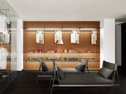 wall mounted walk in wardrobe contemporary wooden melamine
