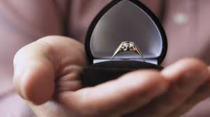 wedding ring in a box 3 ways to finance an engagement ring abc news
