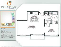 floors plans metropolis miami floor plans