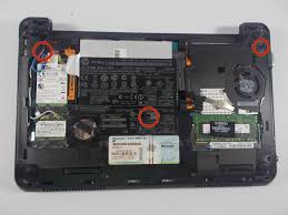 hp mini 210 repair ifixit