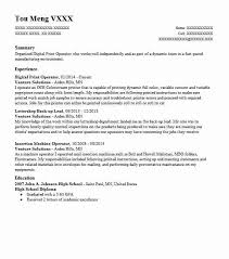 Printer Resume 23 Cover Letter Template For Free Resume Samples Online Digpio