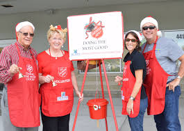the salvation army is now seeking volunteers for programs